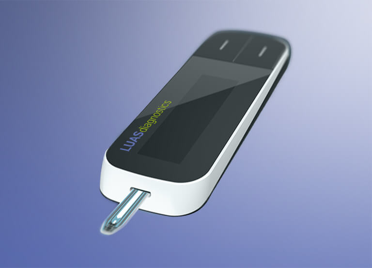 Luas Diagnostics Sensor Technology